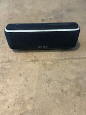 Sony SRS-XB21 Portable Wireless Waterproof Speaker with Extra Bass - Black