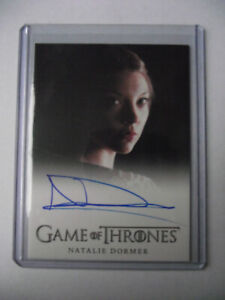 2014 Rittenhouse Game of Thrones Season 3 - Margaery Tyrell Autograph Card