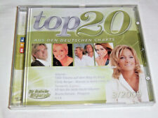 CD - Top 20 Charts - 3/2009 - Neu OVP - Werding Fischer Roos Atlantis Weiss # R2