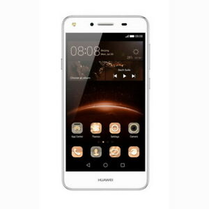 Huawei Y5II CUN-L01 8GB White Android 5.1 (Unlocked) SIM FREE A-Grade