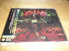 SODOM -SODOM- VERY HARD TO FIND RARE 1ST JAPANESE CD 2006 TOP GERMAN THRASH
