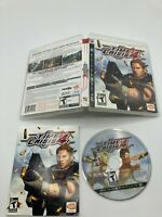 Sony PlayStation 3 PS3 CIB Complete Tested Time Crisis 4 Ships Fast