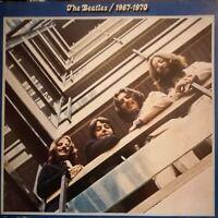 The Beatles  - 1967 -1970 - Apple Vinyl 2LPs 1C 172-05 309/10  (Germany)