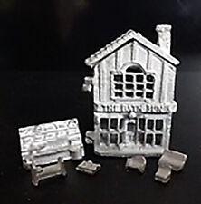 1/12 Scale Dolls House - Bakers toy dollshouse HS45U - Pewter