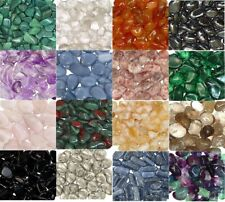 1/2 Lb Tumbled Stones, 0.75-1.25 Inch Crystal Healing Stones, Choose Stone Type