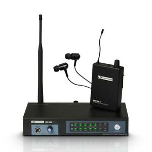 LD Systems MEI One IEM In Ear Monitoring System & Rack Kit