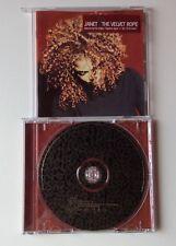 THE VELVET ROPE - JACKSON JANET (CD)