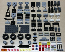 NEW LEGO VEHICLE Parts Lot 109 Specialty Pieces (Trailer Towing Hitches Truck