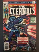 Eternals #11 1976 1977 first printing original Marvel Comic Book