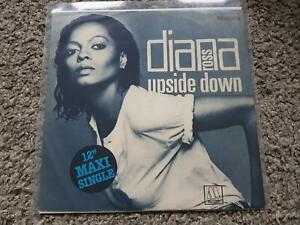 Diana Ross - Upside down 12'' Disco Vinyl