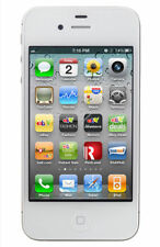Apple iPhone 4S 8GB 16GB 32GB 64GB Smartphone Unlocked AT&T Verizon T-Mobile