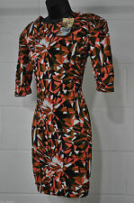 3/4 Sleeve Synthetic Formal Dresses for Women