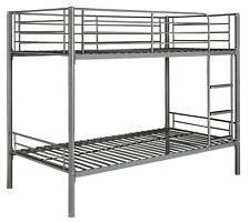 Argos Home Mason Silver Metal Bunk Bed Frame