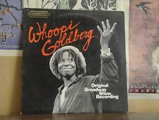 WHOOPI GOLDBERG, ORIG BROADWAY SHOW RECORDING - PROMO LP GHS 24065