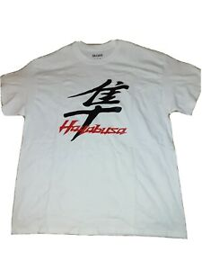 Mens Custom Shirt Size Xl Hayabusa Motorcycle  Emblem