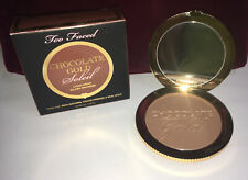 Too Faced Chocolate Gold Soleil Long Wear Gilded Bronzer