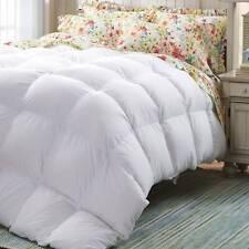 Cuddledown German Batiste Level 1 800 Fp Goose Down Comforter - Oversized Queen