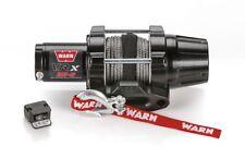 """Warn Vrx 45-S Verricello 4500 lb 50 ' Of 1/4 """" SINTETICO Corda Atv Utv Vrx45-s"""