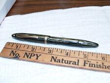 Sheaffer green stripe Lifetime Balance 1000 fountain pen (9700)