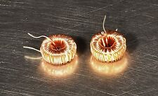 2 Pcs Toroidal Core Magnetic Inductor Wire Wound for 100UH 3A lm2596