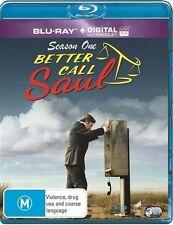 Better Call Saul : Season 1 (Blu-ray, 2015, 3-Disc Set)