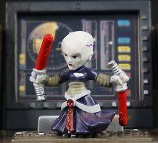 Hasbro Star Wars Fighter Pods Dark Jedi Asajj Ventress Micro Hero Figure K802_K