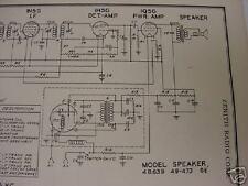 HUGE 1932-1936 Factory Crosley Radio  MANUAL CD Vol. 1