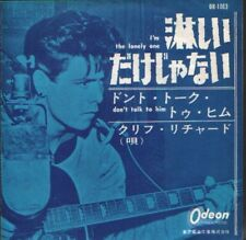 "Cliff Richard-i'm the lonely one.7"" japanese"