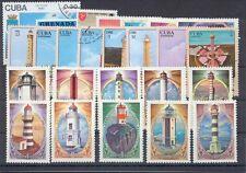 25 verschiedene  Briefmarken Leuchtturm , Leuchttürme , lighthouse , faro