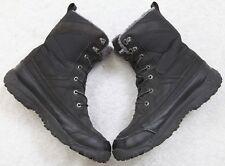 Elk Woods Boots Shoes Black Twelve 12 Men's Man's Waterproof 46 European Winter