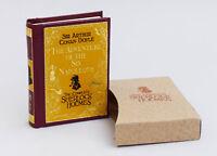 MINIATURE BOOK  Sherlock Holmes The Adventure of the Six Napoleons (SH32)