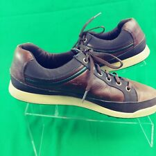 Footjoy Golf Shoes Mens Contour Casual Brown Size 8.5M Spikeless PGA Tour