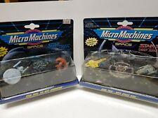 Micro Machines Star Trek Original films Deep Space Nine & Prochaine Génération Toys