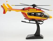 Maquette Hélicoptère Ec-145 Sécurité civile au 1/43 Ec145 Pompiers