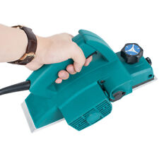 Portable Electric Wood Planer Hand Held Woodworking Home Furniture Power Tool US