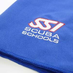 Gift For Scuba Divers SSI Logo Fast Drying Towel Diving, Camping, Travel, Beach