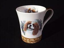 Bogdana: Kaffeetasse PORZELLAN 300ml Teetasse Kaffeebecher KING CHARLES