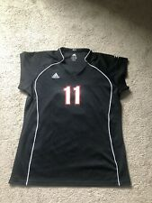 Game Worn Used Jersey UIC Flames Illinois Chicago Women's Volleyball X-Large #11