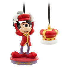 Disney Mickey Mouse Through the Years Ornament October 2018 Prince & Pauper