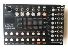 Winter Modular Eloquencer Black Eurorack Probability Based Sequencer