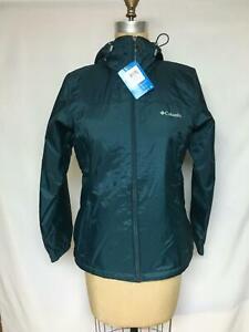 Columbia Women's Switchback™ Sherpa Lined Jacket 1821561375 S Dark seas( Green)