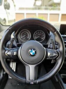 BMW Carbon Fiber Steering Wheel Shift Gear Paddles X5 F15 X6 F16 I8 I12 F34 F36