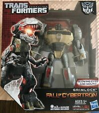 Transformers Fall of Cybertron Grimlock New Sealed