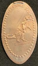 Prairie Dog - Oakland Zoo California Ca Zinc Elongated Pressed Penny Coin