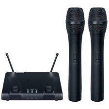 Prosound A71UR Vhf Doble Kit de Micrófono Inalámbrico De Mano Inc Garantía