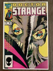 Doctor Strange #81 FN/VF 1st App Rintrah Multiverse of Madness Movie Villian