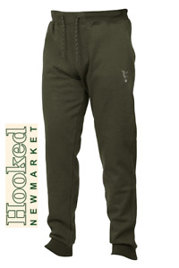 Fox Collection Green & Silver Joggers -**ALL SIZES**