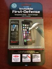 Invisible First Defense Tempered Glass by QMADIX for iPhone 8/7/6s/6
