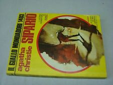 (Agatha Christie) Sipario 1975 Mondadori il giallo 1403