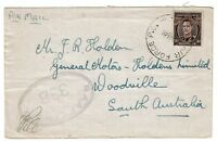 Australia 1945 RAAF Censor Cover - Lot 100917